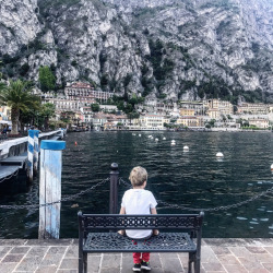 Travel with kids: Superbul lac Garda si 5 orasele sarmante pe malul lui