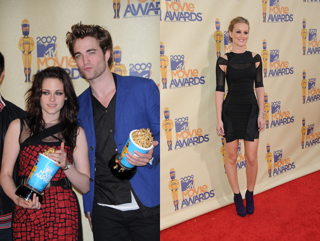 Robert Pattinson & Kristen Stewart - MTV Movie Awards