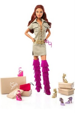Barbie by Christian Louboutin: Dolly Forever
