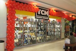 Shopping news: Nou magazin TCM in Liberty Center