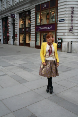 Wearing Marni for H&M (II)