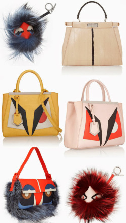 BAG BUGS by Fendi