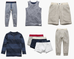 David Beckham Bodywear for Kids la H&M
